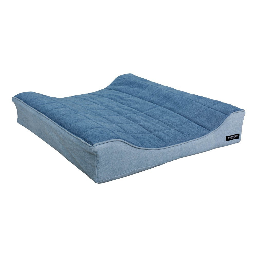 matelas langer denim budtzbendix design b b. Black Bedroom Furniture Sets. Home Design Ideas