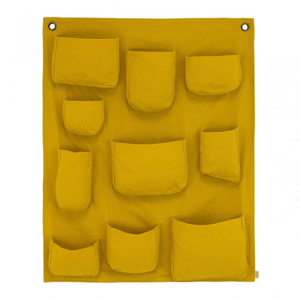 Wall Tidy Sunflower Yellow Numero 74 Design Children