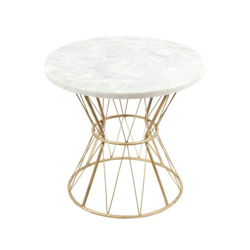 table tamtam marbre dor honor design adulte. Black Bedroom Furniture Sets. Home Design Ideas