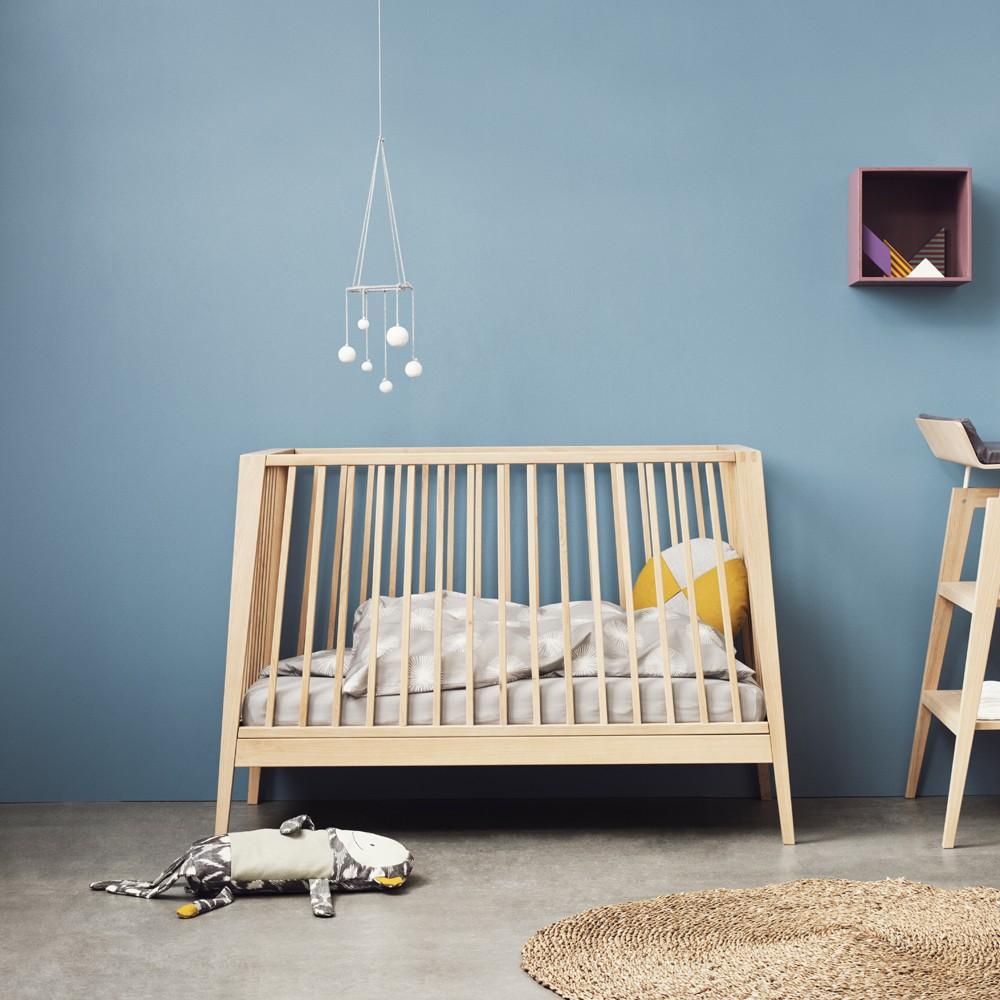 lit b b 60x120 linea ch ne leander design b b. Black Bedroom Furniture Sets. Home Design Ideas