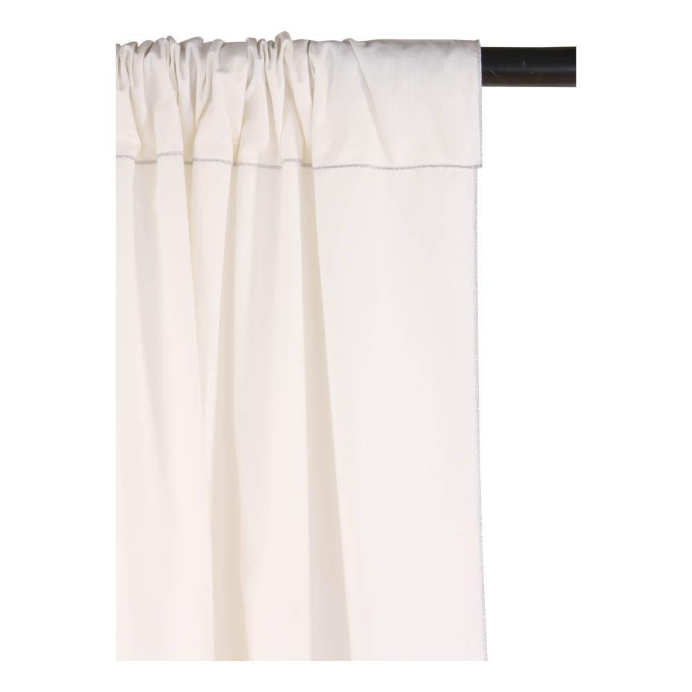Tende fodera in cotone bianco smallable home design bambino for Tende in cotone