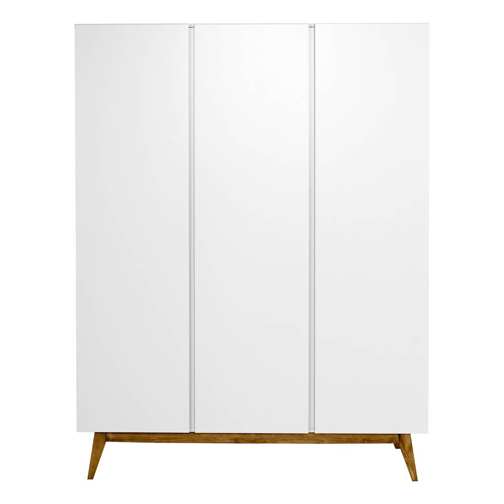 armoire 3 portes trendy blanc quax design enfant. Black Bedroom Furniture Sets. Home Design Ideas