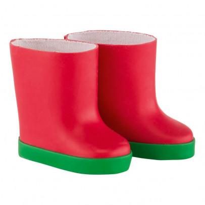 bottes de pluie ou baskets montantes pour poupée Les Chéries 33cm Corolle
