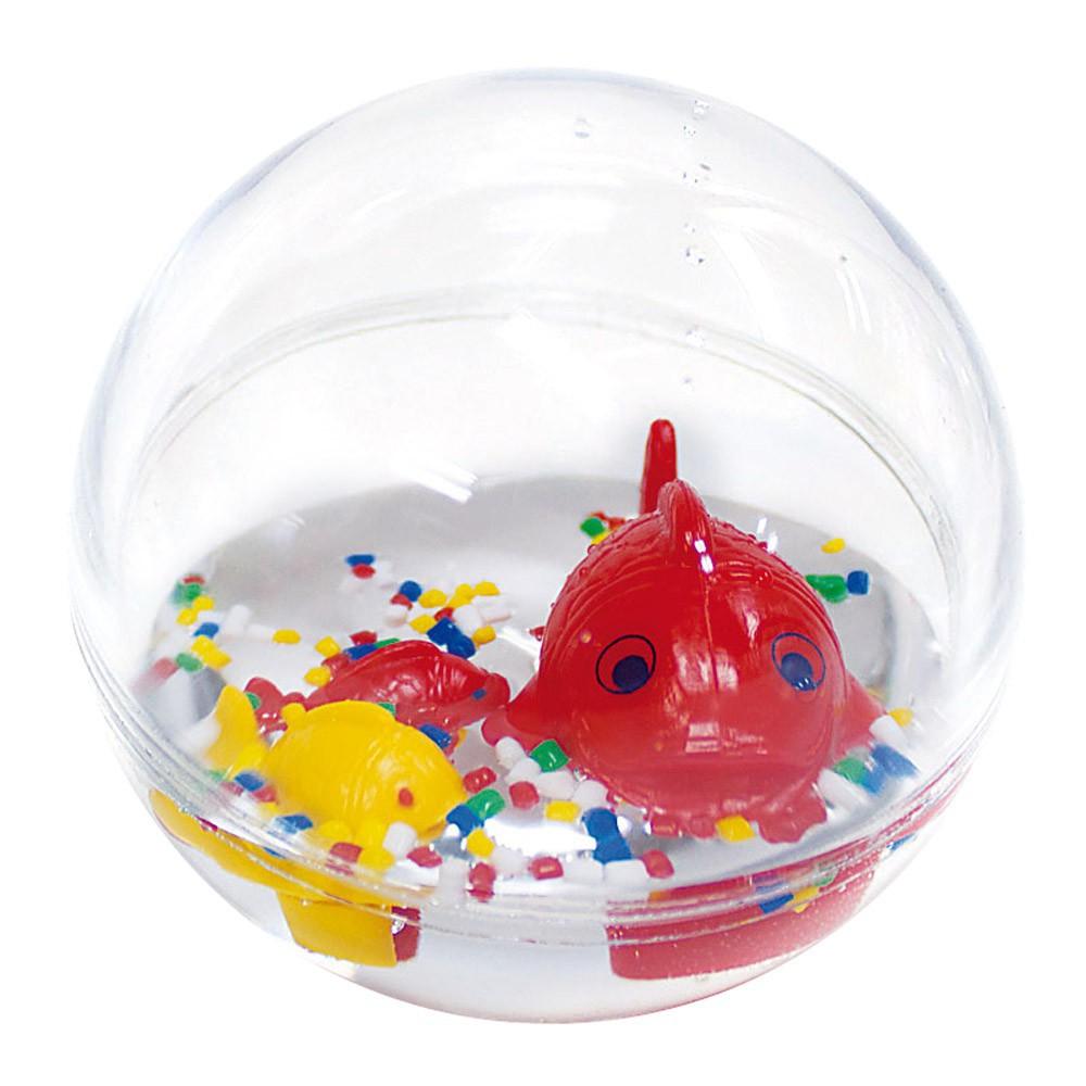 Badekugel Mama Fisch Rot Philos Toys Spiele und Freizeit Baby ,