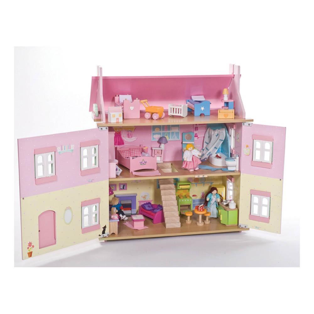 la maison de sophie multicolore le toy van jouet et loisir enfant. Black Bedroom Furniture Sets. Home Design Ideas