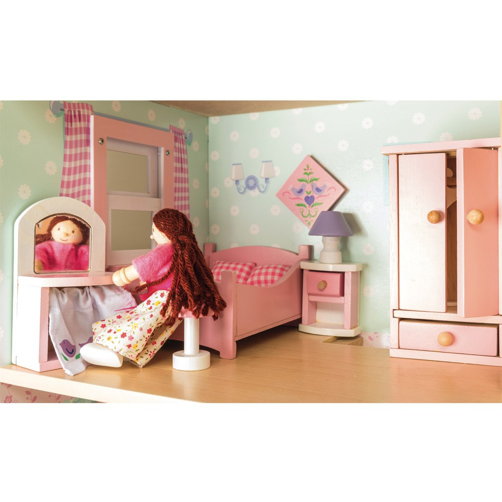 chambre sugar plum multicolore le toy van jouet et loisir. Black Bedroom Furniture Sets. Home Design Ideas