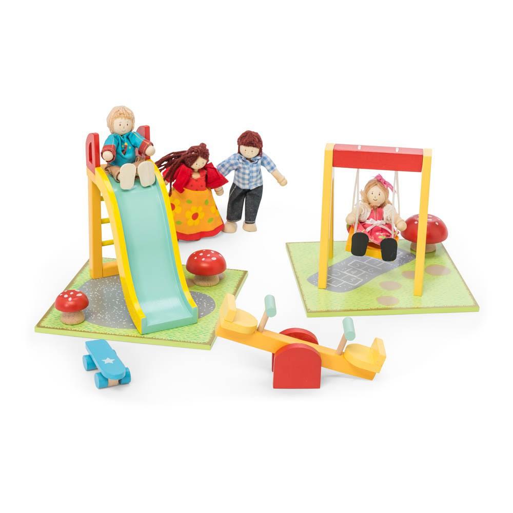 Jeu d 39 ext rieur multicolore le toy van jouet et loisir for Jeu scout exterieur