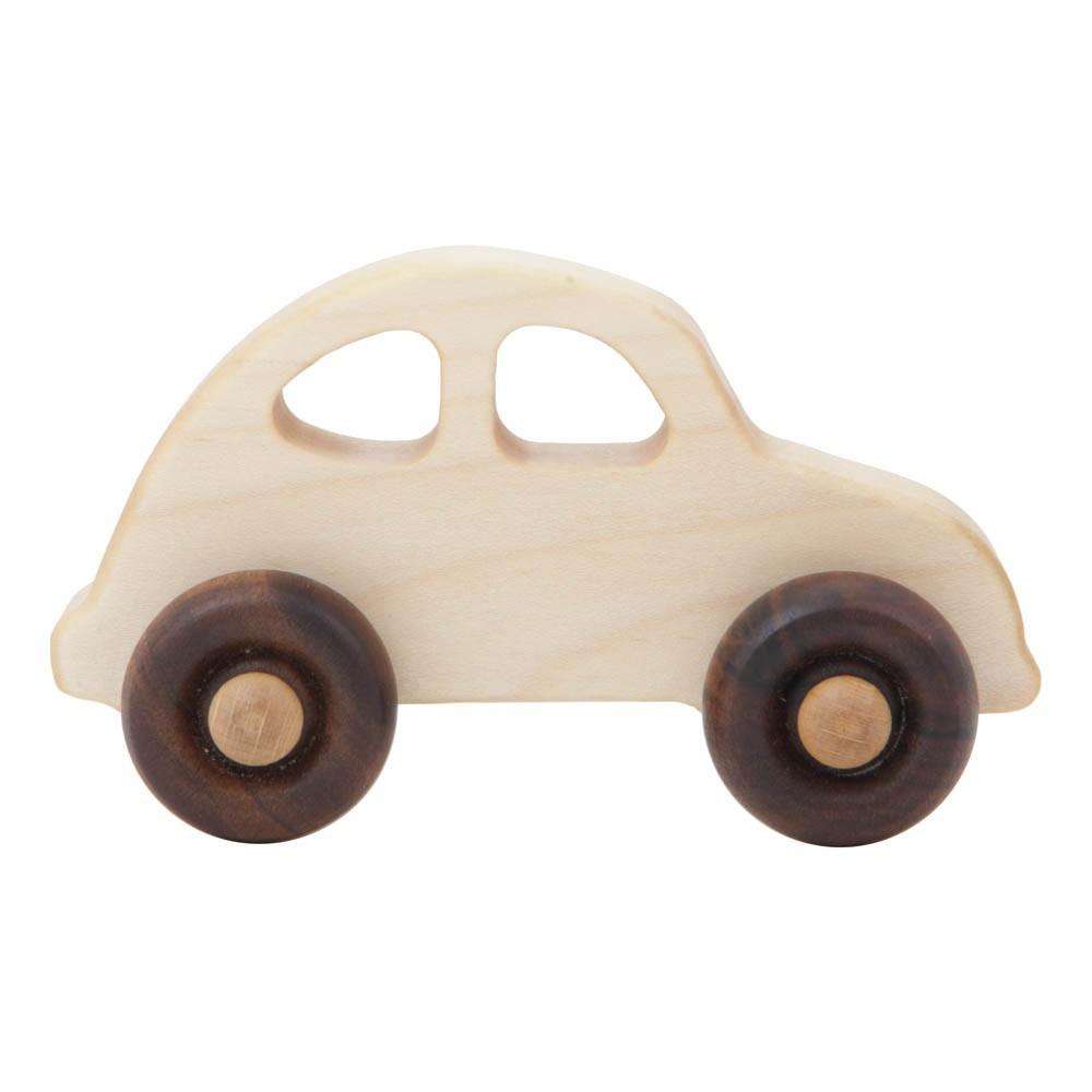 voiture en bois style ann es 30 naturel wooden story jouet et. Black Bedroom Furniture Sets. Home Design Ideas
