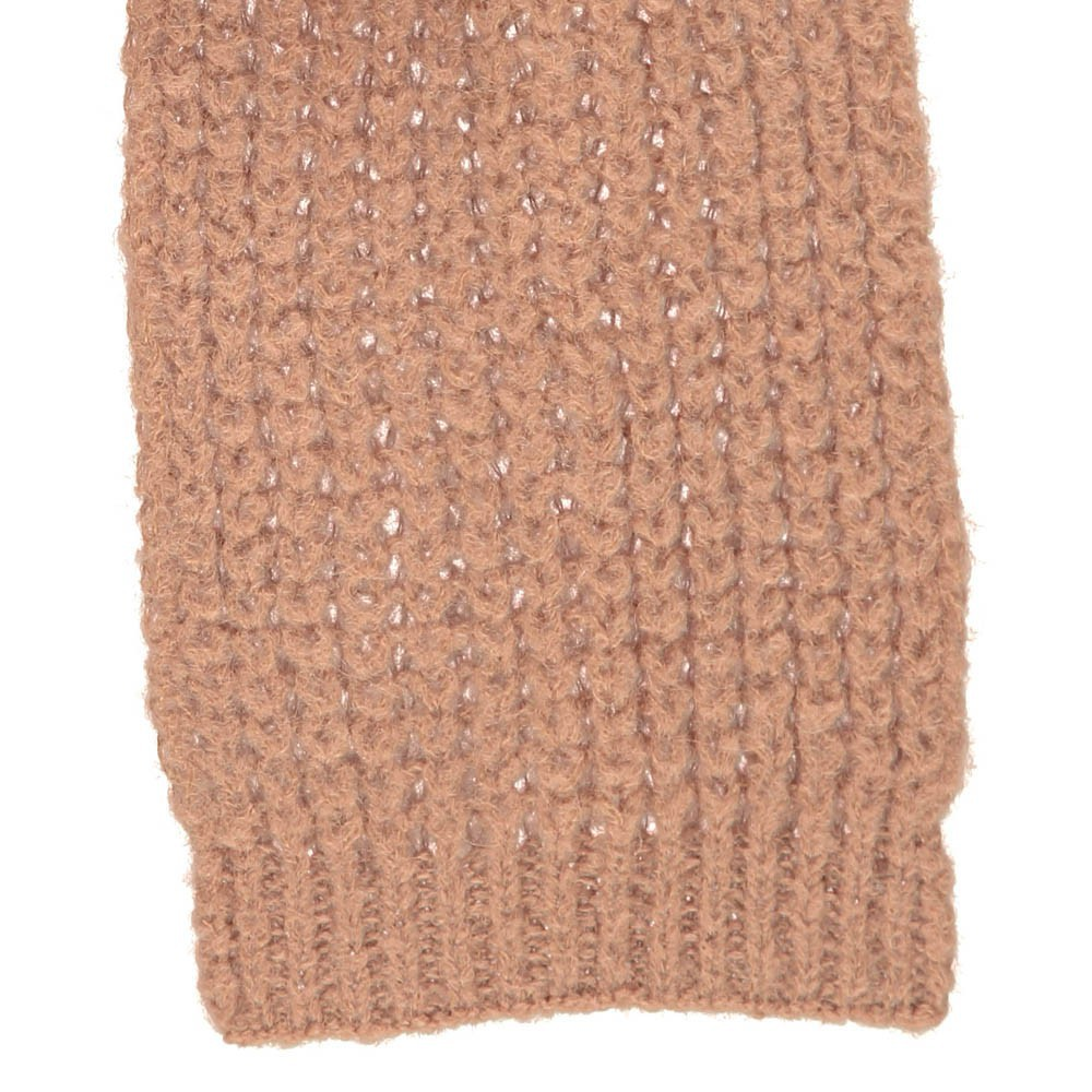 simon alpaca wool baby scarf dusty pink aymara fashion