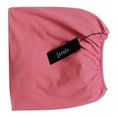 doudou coussin lucien le crabe en jersey bordeaux grampa design. Black Bedroom Furniture Sets. Home Design Ideas