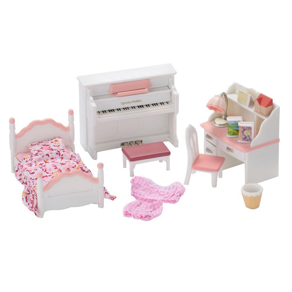 Set chambre fille Multicolore Sylvanian Jouet et Loisir Enfant