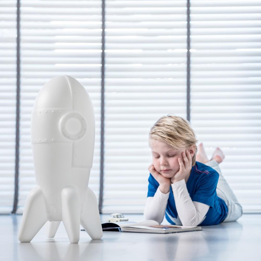 lampe fus e blanc base nl design enfant. Black Bedroom Furniture Sets. Home Design Ideas