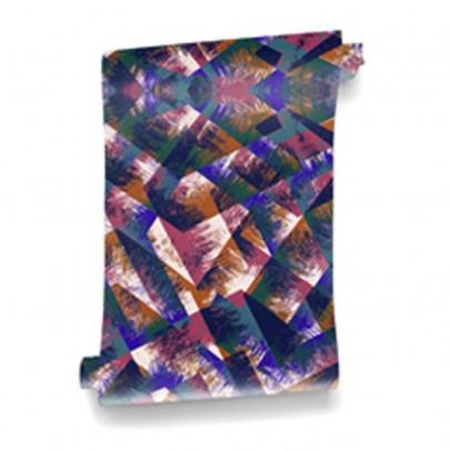 papier peint the wild 273x280 cm 3 l s blanc bien fait design. Black Bedroom Furniture Sets. Home Design Ideas