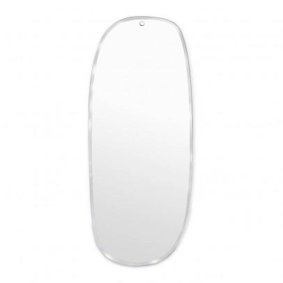 Oggetto design specchio nespolo forma ovale cerca - Specchio ad unghia ...