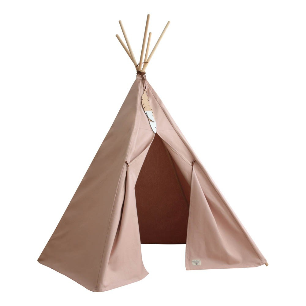 tipi nevada rose p le nobodinoz jouet et loisir adolescent. Black Bedroom Furniture Sets. Home Design Ideas