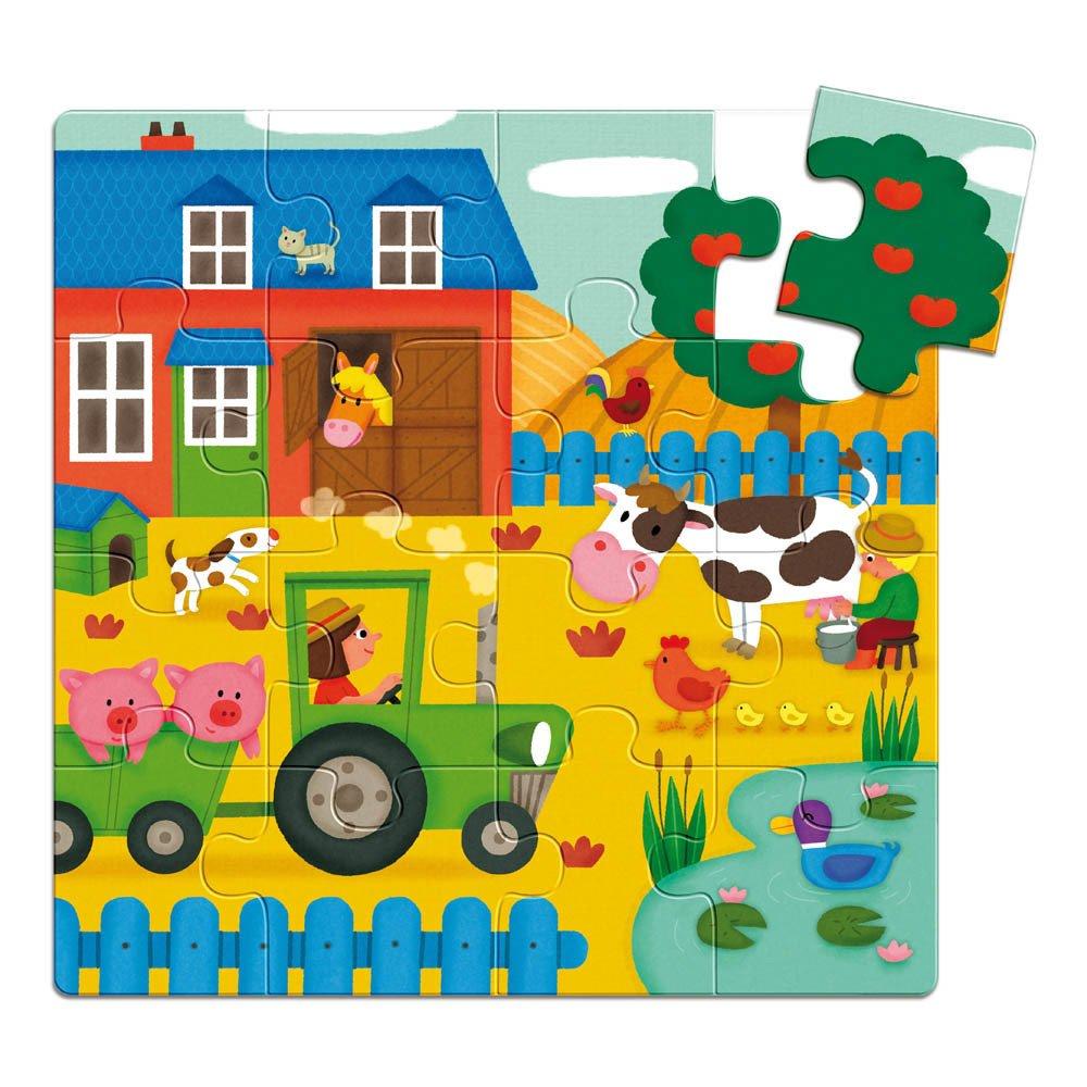 Giochi piccola fattoria multicolore multicolore vilac for Piccola fattoria moderna