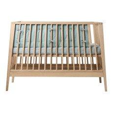 voile de lit b b linea rose p le leander design enfant. Black Bedroom Furniture Sets. Home Design Ideas