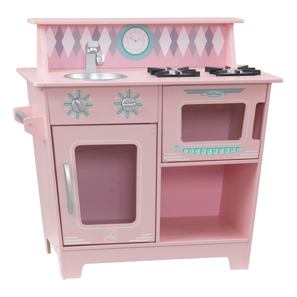 Kinderküche klassik rosa rosa kidkraft spiele und freizeit