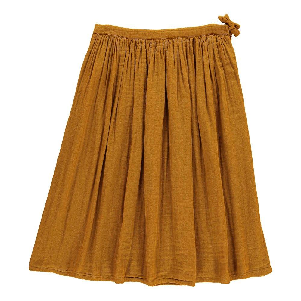 maxi skirt mustard numero 74 fashion children