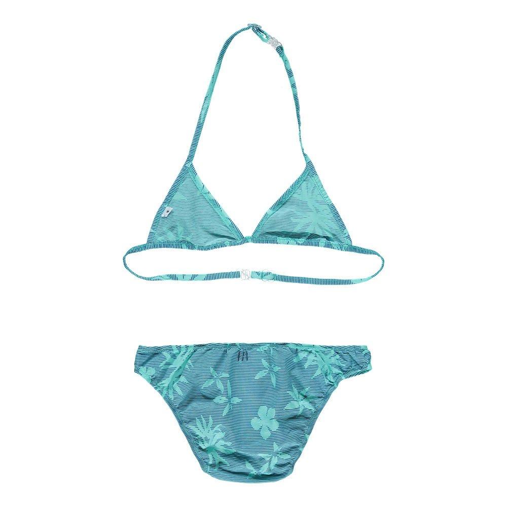 Bikini bleu bikini adolescent