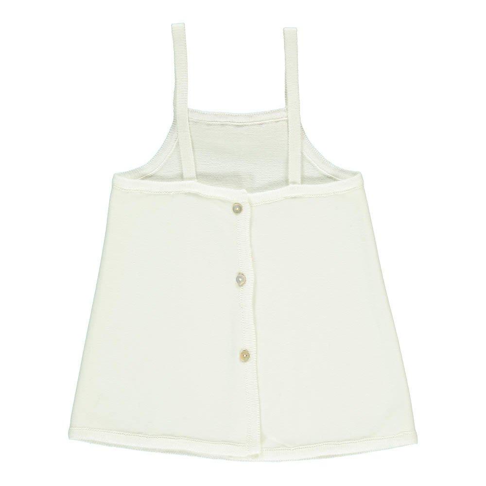 robe bain de soleil blanc pequeno tocon mode b b. Black Bedroom Furniture Sets. Home Design Ideas