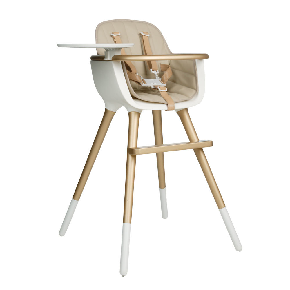 coussin chaise haute ovo beige beige micuna design b b. Black Bedroom Furniture Sets. Home Design Ideas