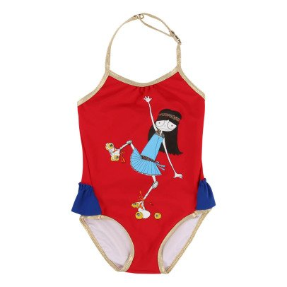 Costumi e asciugamani la selezione da bagno per le bimbe - Costume bagno neonato ...