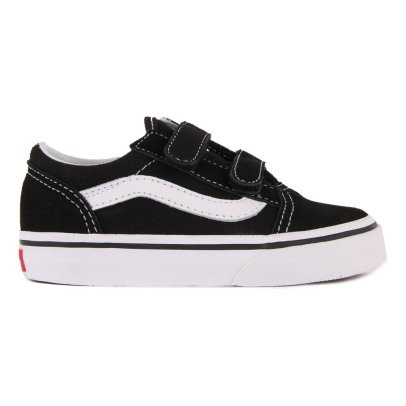 baskets azt ques old skool noir vans chaussure adolescent. Black Bedroom Furniture Sets. Home Design Ideas