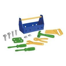 green toys werkzeugkasten listing - Babyzimmer Orange Grn