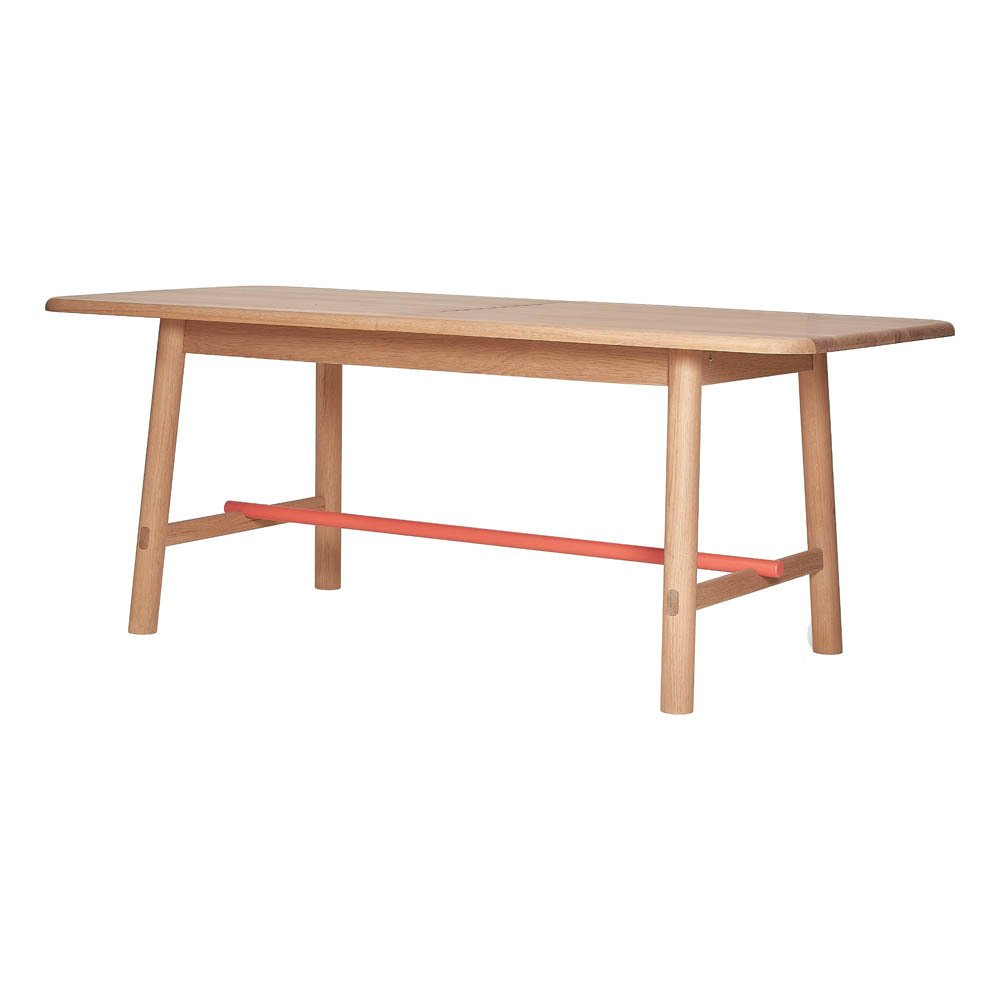 Table extensible h l ne corail hart design adulte for Table extensible tunisie