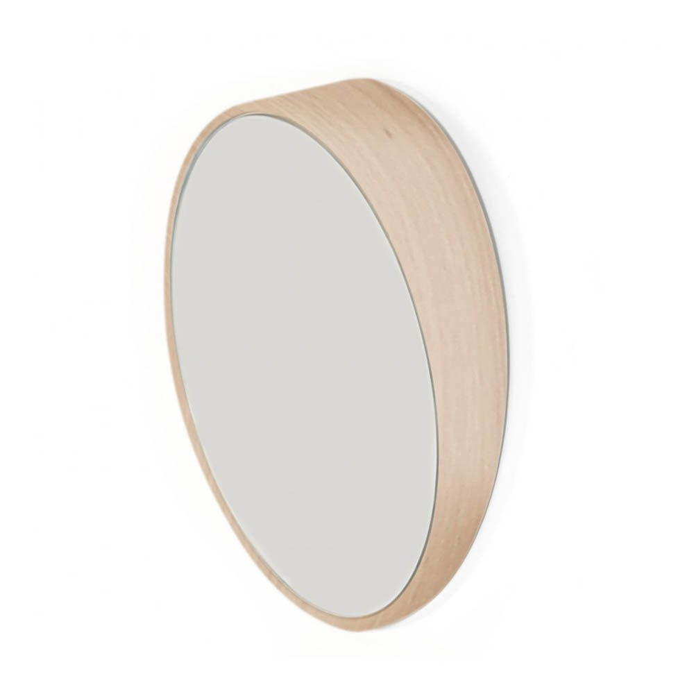 miroir poser ou suspendre odilon ch ne hart design. Black Bedroom Furniture Sets. Home Design Ideas