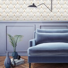 papier peint foudre 182x280 cm 2 l s multicolore bien fait. Black Bedroom Furniture Sets. Home Design Ideas