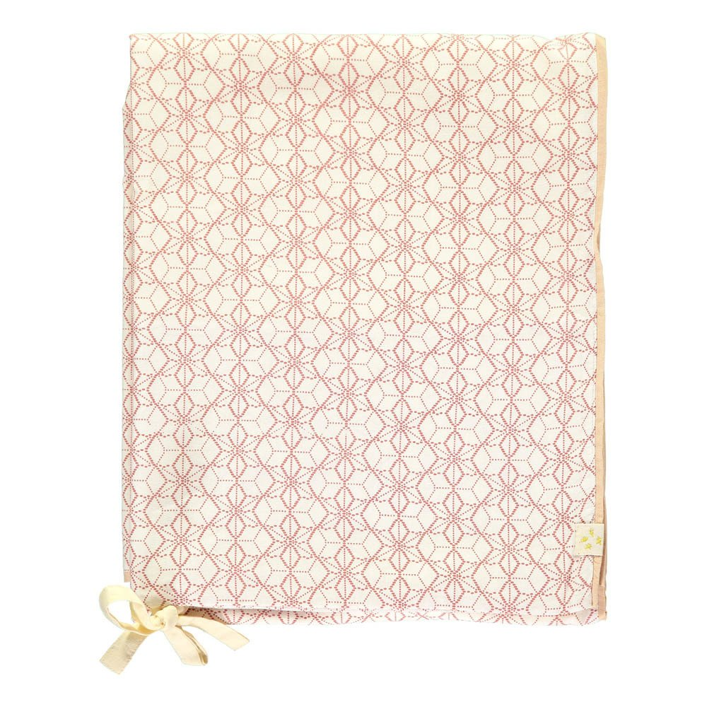 Housse de couette dash star rose camomile london design - Housse de couette london rose ...