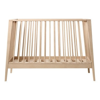 babybett r mi 60x120 cm minzgr n mandelgr n combelle design. Black Bedroom Furniture Sets. Home Design Ideas