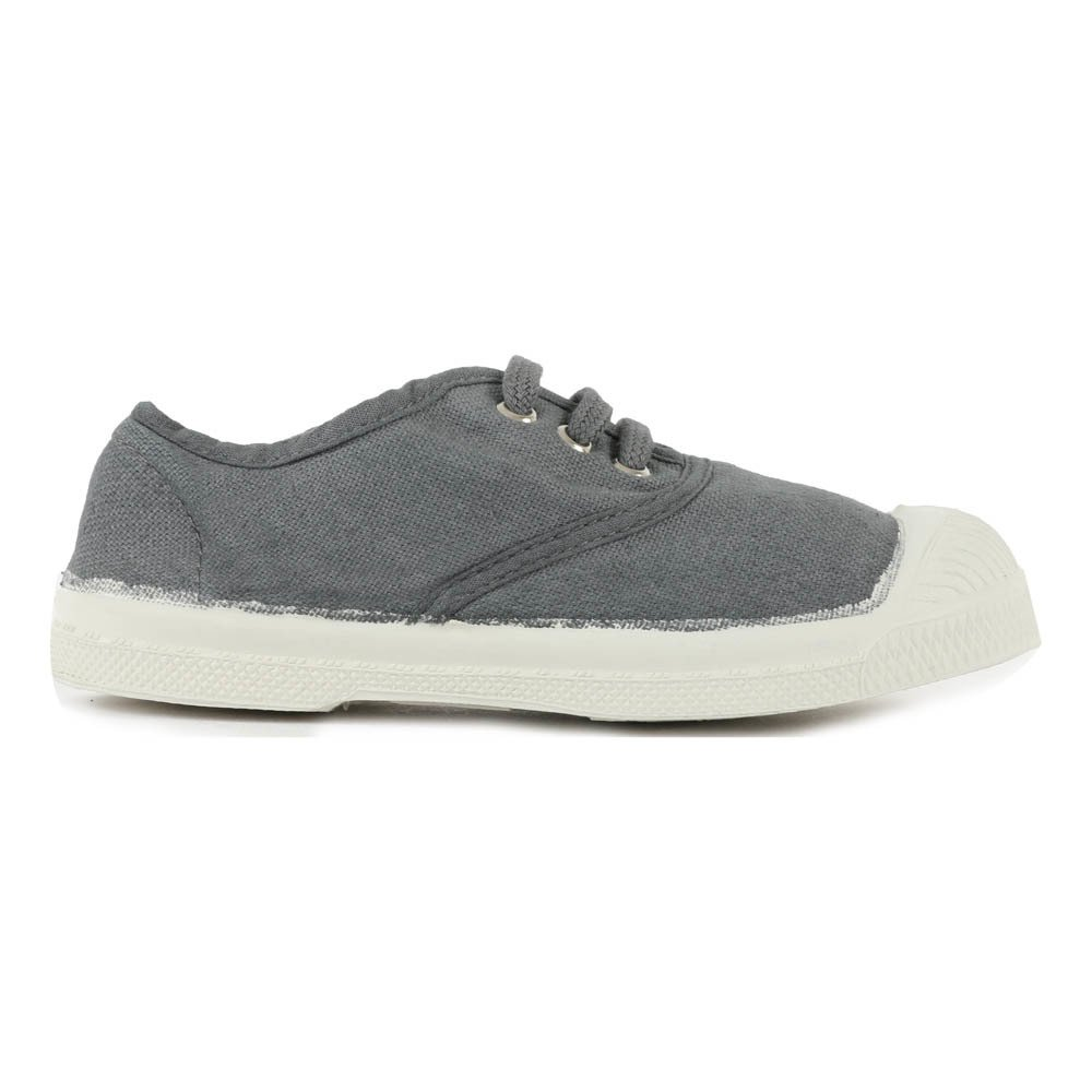 lace up tennis shoes grey bensimon shoes baby