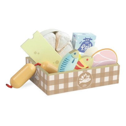 wooden sushi slicing playset melissa doug toys and hobbies teen. Black Bedroom Furniture Sets. Home Design Ideas