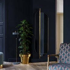 New in d cor the latest home furnishing trends and pieces for Miroir 40x40