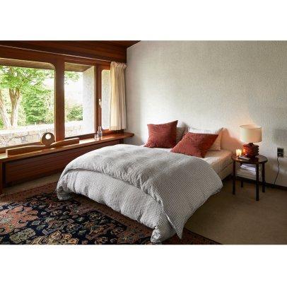 housses de couette 2 personnes 220 x 240 cm adulte gar on. Black Bedroom Furniture Sets. Home Design Ideas