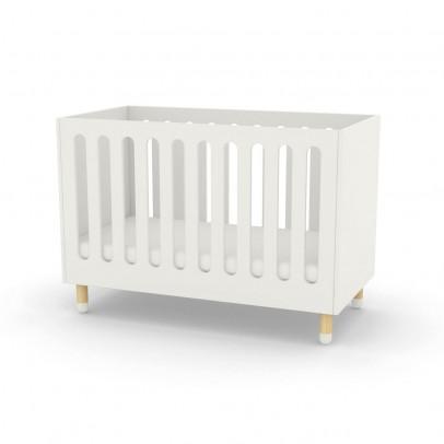 Lit bébé à barreaux