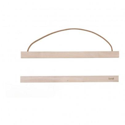 Cuadro en madera de arce
