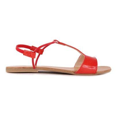 Sandali Pelle laccata