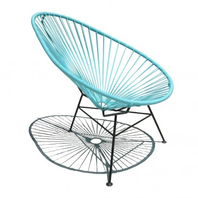 Sentou Mini Acapulco chair - black-listing