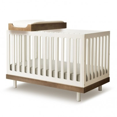 Oeuf NYC Classic convertible bed 0 - 6 years - Walnut-listing