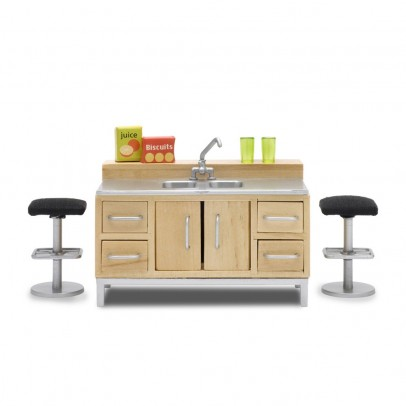 Lundby Dollshouse accessories: Bar set-listing