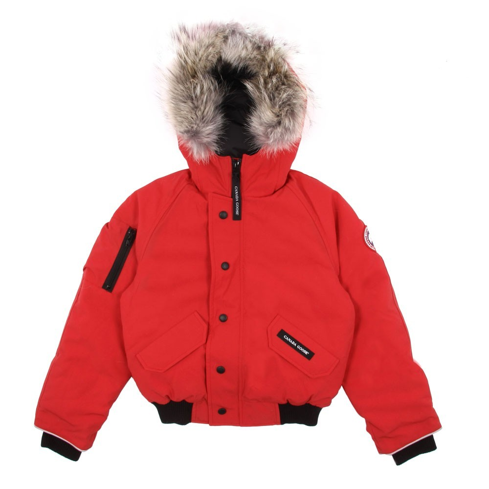 canada goose jackets red