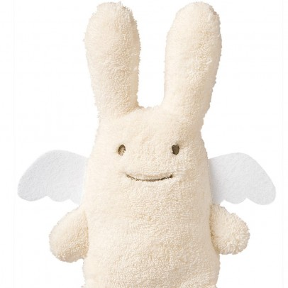 Trousselier Ivory Angel Bunny Rattle-listing