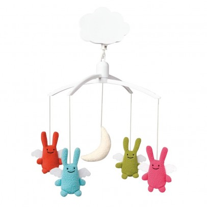 Trousselier Musical Angel Bunny Mobile-listing