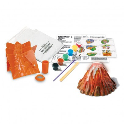 4M Volcano making kit-listing