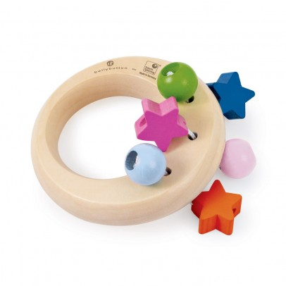 Selecta Starry magic rattle-product