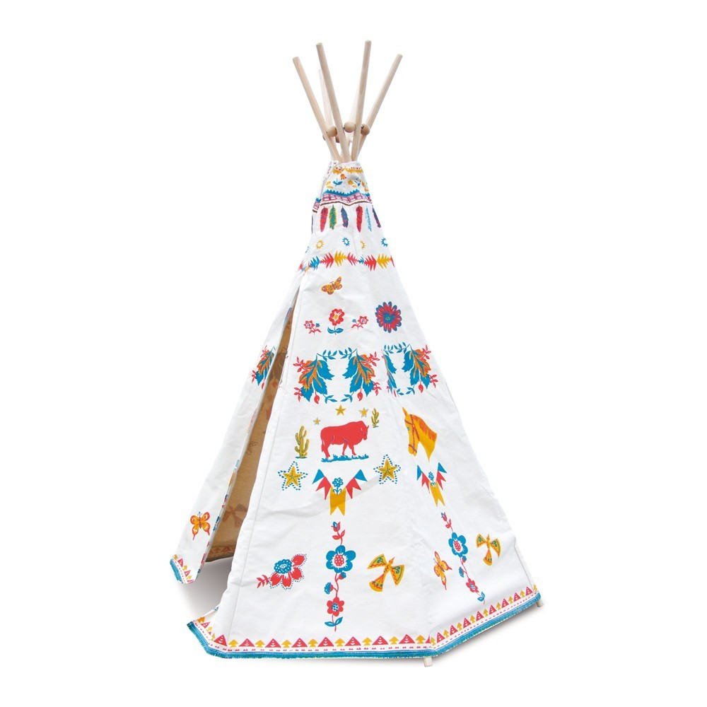 Indian Tent Nathalie Lété-product  sc 1 st  Smallable & Indian Tent Nathalie Lété Vilac Toys and Hobbies Children